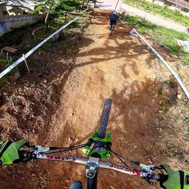 Racing in tropical heat with funnmtb funnfatboy  Creditmatejcharvat hellip