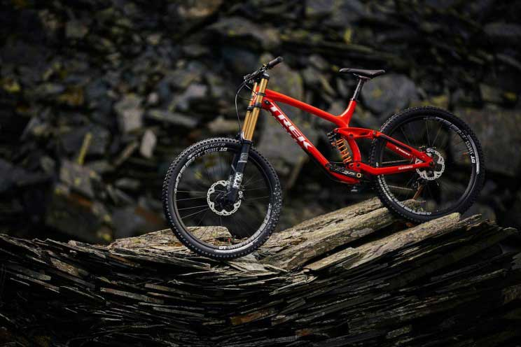 ed4e33ff97a Definitely an eye-catcher, the Trek Session 9.9 rocked the UCI this year,  carrying Rachel Atherton to a perfect season. With it's combination of an  open ...