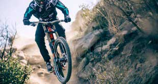 Downtime: Aaron Gwin