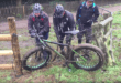 This is shockingly good: Fat Bike caught on an Electric Fence!