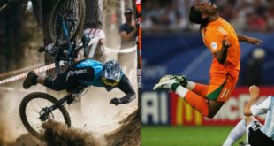 Mountain Bike vs Football: Vol. 2