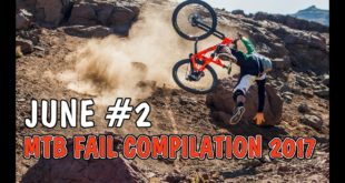 MTB fail compilation 2017 June #2