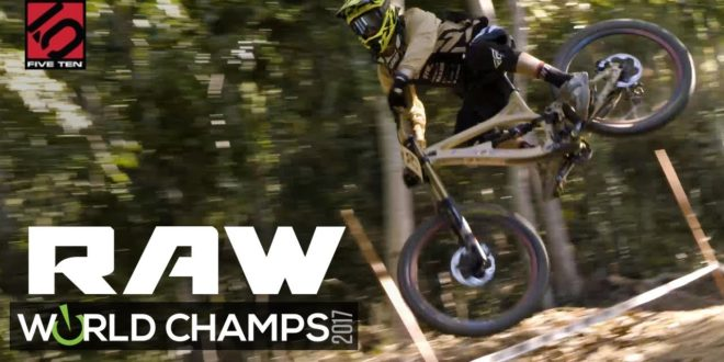 Vital Raw: World Champs DH Wild & Reckless 4