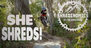 Jamie Freese's Daily Shred at The Grapefruit Trails