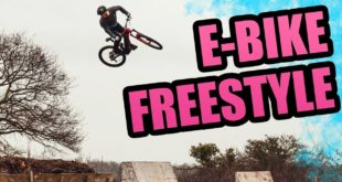 E-Bike Freestyle !!