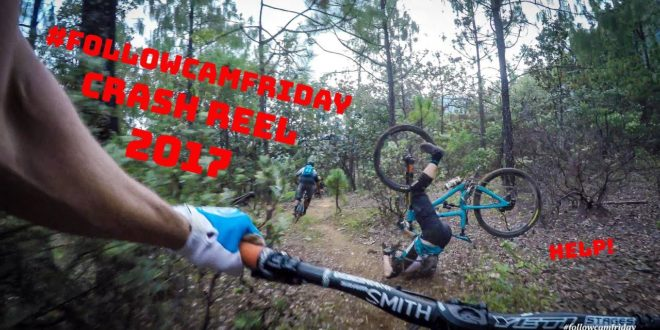 Nate Hills – 2017 Crash Reel