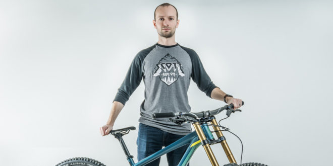 [INTERVIEW] Meet Quentin Beauregard – designer from Scott Sports