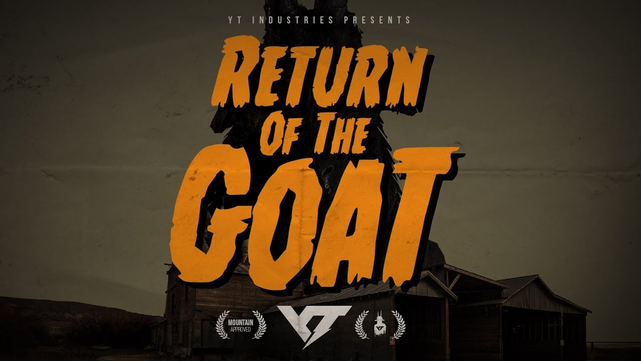 Return of the GOAT – YT Capra