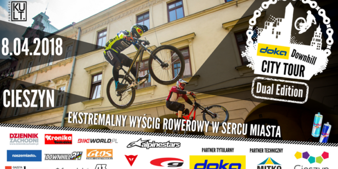 [PRESS RELEASE] Downhill City Tour 2018 – The season has started, the townhill races are coming!