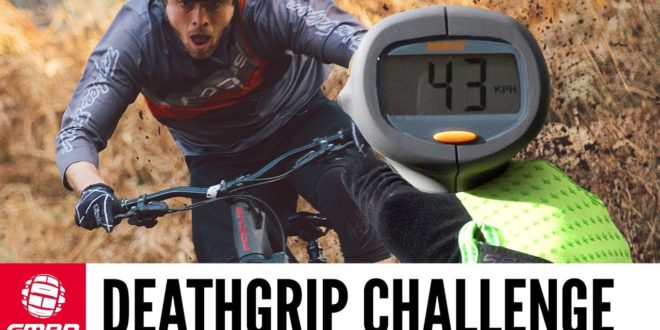 "NO BRAKES! Brendan Fairclough and Friends Take the ""Deathgrip"" Challenge"