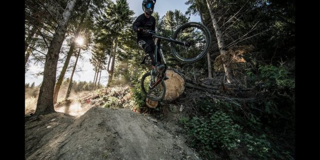 NS Bikes' Factory Racer Styling it up in New Zealand – Video