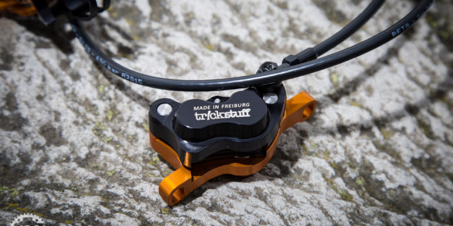 REVIEW: Trickstuff Direttissima Brake