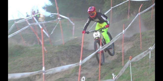 DH Practice Footage from Rotorua from 50:01