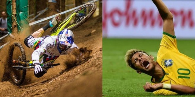 Mountain Bike vs Football: Vol. 4