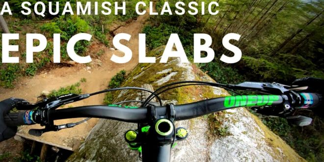 Remy Metailler – Typical Squamish MTB trail